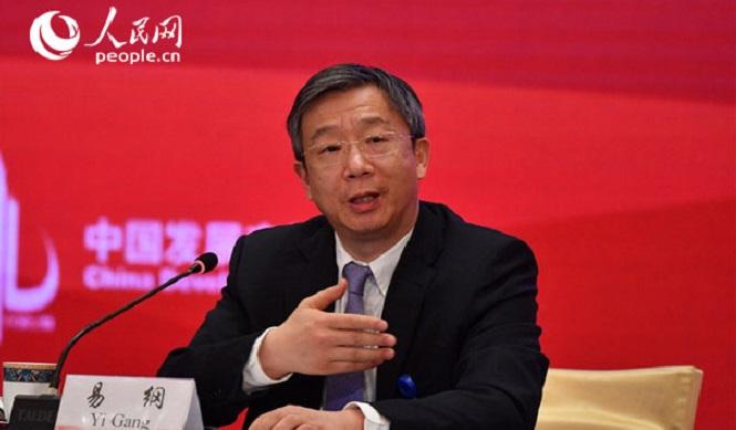 专访中国人民银行行长易纲