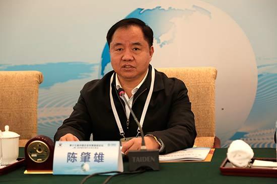 工信部副部长陈肇雄谈加快5G商用